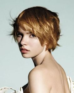 Make Choppy Hairstyle in Few Second 1
