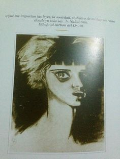 Adriana Malvino, Nahui Olin. La mujer del sol