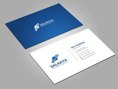 Modern Corporate Business Cards by @Graphicsauthor