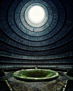 Abandoned Powerplant IM, Monceau-sur-Sambre, Belgium by Matthias Haker, 2012