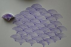 great stamp pattern