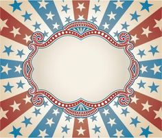 Faded Stars & Stripes Frame royalty-free faded stars stripes frame stock vector art & more images of absence Circus Birthday, Circus Theme, Circus Party, Circus Poster, Circus Circus, Circus Background, Circo Do Mickey, Montage Photo, Vintage Circus