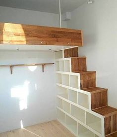 Resultado de imagem para diy adult loft bed