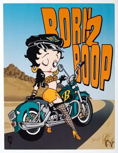 Betty Boop photo D1035Betty-Boop-Born-to-Boop-Poster.jpg