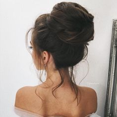 """5,050 mentions J'aime, 16 commentaires - • Wedding Pages • (@wedding.pages) sur Instagram: """"Absolutely in love with this amazing hairstyle look!  ❤ Follow @WeddingForward ❤TAG who you'd want…"""""""