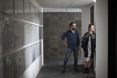 Building Beauty From Brutalism: Pedro Reyes and Carla Fernández — Freunde von Freunden