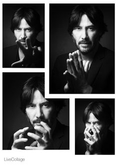 Keanu ♡♥ Reeves Created by Kimberlydyan