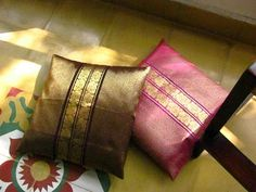 The amazing beauty of traditional Indian handmade textiles.