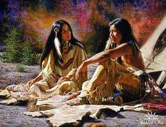 Записки стервозного Ангела. - Почему индейские воины носят длинные волосы... geliny.livejournal.com500 × 384Buscar por imagen Почему индейские воины носят длинные волосы...  Свадьбы в живописи. Винт - Buscar con Google