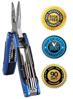 WHO ELSE WANTS A COMPACT, HANDY, HIGH QUALITY MULTITOOL FOR PROJECTS AROUND THE HOUSE, AT WORK, ON THE ROAD OR AT THE CAMPISTE?YOUR #1 COMPAGNION-THE MASTER 15 IN 1 PORTABLE MULTI PURPOSE TOOL WILL GIVE YOU THE EDGE IN ALMOST ANY SITUATION. 90 DAYS MONEY  http://www.amazon.com/Pliers-15in1-Multifunctional-Multipurpose-Pliers-Pocket-Satisfaction-90/dp/B00S9KDMP8