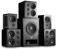 M&K Sound S300 Speaker System   Sound & Vision