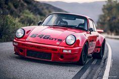 Porsche 911 IROC inspired 646GTS