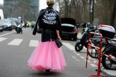 go with your bad self sista. #NikkiePlessen in Paris.