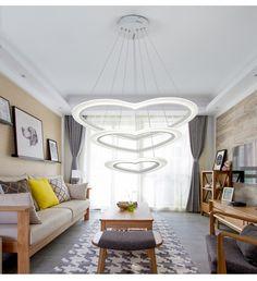 Modern LED lights for Modern Life Art Deco Lighting, Modern Lighting, My Home Design, Polished Chrome, Zen, Lights, Free Shipping, Living Room, Interior Design