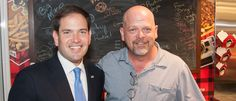 The DC Interviews Rick Harrison Of 'Pawn Stars' On Politics And Pawning