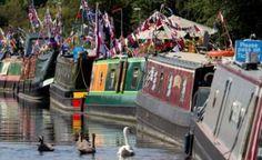 Erewash canal: HS2 concerns raised at water festival