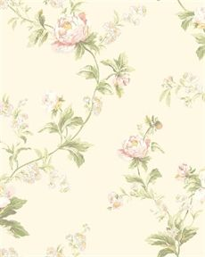 Buy the York Wallcoverings Cream / Pale Pink / Peach Pink / White / Amber Direct. Shop for the York Wallcoverings Cream / Pale Pink / Peach Pink / White / Amber Waverly Classics Forever Yours Trail Wallpaper and save.