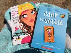 2 lectures d'été : So nice & Coup de Soleil  http://lesptitsmotsdits.com/2-lectures-ete-so-nice-coup-de-soleil/