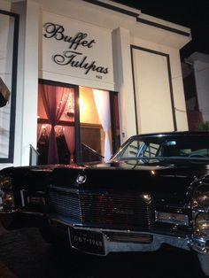 Cadillac Fleetwood Limousine 1968. Carro de Cena.