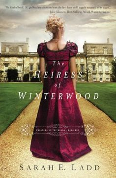 The Heiress of Winterwood (Whispers On The Moors Book 1) by Sarah Ladd, http://www.amazon.com/dp/B00A2AG674/ref=cm_sw_r_pi_dp_.uPCub117Z2Q3
