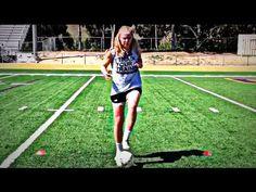 Beast Mode Soccer Phase 4 Footwork Program | 2014 - YouTube