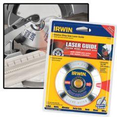 Irwin Chop Saw Laser Guide Miter Saw Laser, Chop Saw, Garage, Carport Garage, Garages, Car Garage, Carriage House