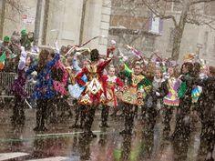 Saint Patrick's Day Parade, New York, Nova Iorque, NYC, Manhattan, USA, EUA