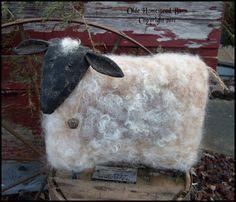 PatternMart.com ::. PatternMart: Primitive Wool Sheep PATTERN