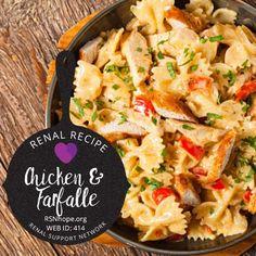 Davita Recipes, Kidney Recipes, Healthy Recipes, Kidney Foods, Diabetic Recipes, Yummy Recipes, Low Potassium Recipes, Low Sodium Recipes, Low Sodium Meals