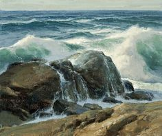 The Paintings of Donald Demers