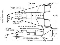 Boeing X-20 Dyna-Soar - Wikipedia, the free encyclopedia