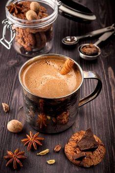 3 Generous Cool Tricks: Turkish Coffee And Flowers coffee flatlay office.Turkish Coffee And Flowers coffee break design. Coffee Cafe, My Coffee, Coffee Drinks, Coffee Menu, Coffee Girl, Spiced Coffee, Coffee Shop, Tea Drinks, Cinnamon Coffee