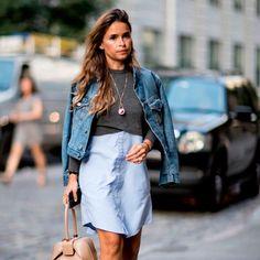 7 maneiras de ser fashionista de jeans