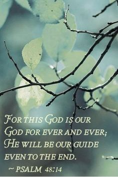 Psalm 48:14