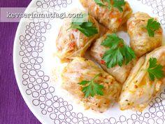 Lahana Sarması Tarifi - Kevser'in Mutfağı - Yemek Tarifleri