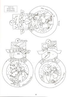 Album Archive - karen wisner country seasons vol 6 fall & freezin Colouring Pics, Coloring Books, Coloring Pages, Tole Painting Patterns, Craft Patterns, Christmas Wood, Christmas Crafts, Christmas Stocking Hangers, Primitive Patterns