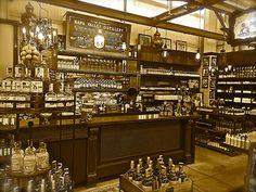 Napa Valley Distillery Tasting Room