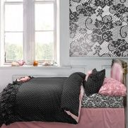 Collections : Teen Bedding, Pink Bedding, Dorm Bedding, Teen Comforters