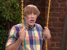 "Stuart from madtv... a little weird, but so funny! ""Let me DO IT!"""