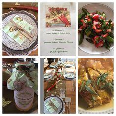 Perfektes Dinner 14.05.2016 Rhabarberzeit