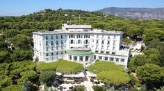 Visit the Grand-Hotel du Cap-Ferrat, A Four Seasons Hotel, the Cote d'Azur's most legendary luxury hotel in the French Riviera.