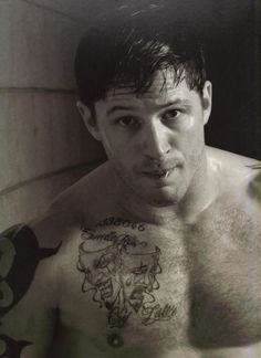 If there is a God....and Santa Claus.....Tom Hardy will be under my tree on Christmas Day.