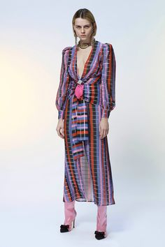 Alessandra Rich Fall 2018 Ready-to-Wear Fashion Show Collection
