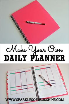 Have trouble finding the perfect planner? Visit Sparkles of Sunshine and learn…