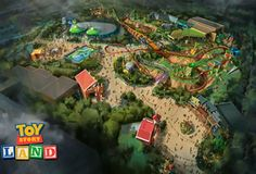 Toy Story Land is Coming to Disney World's Hollywood Studios