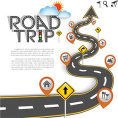 Image result for road template for bulletin board