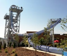 World's Craziest Waterslides: Wild Vortex, Wilderness at the Smokies