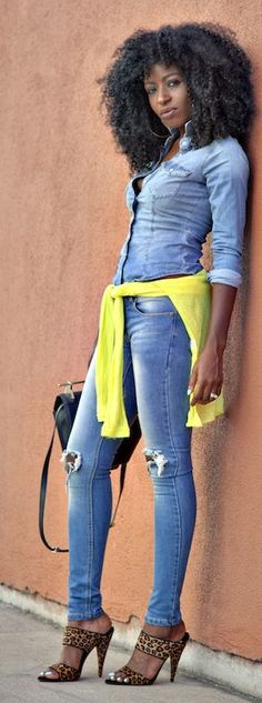 Yellow Waist Tied Up Jersey                                                                             Source
