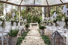 decoracao cerimonia casamento