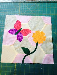 Please vote for this entry by Tammra in Accuquilt Quilt Block Contest!